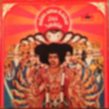 jimi hendrix collector rotily axis bold as love