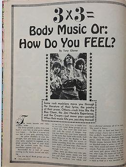 jimi hendrix magazine hullabaloo august 1968