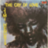 jimi hendrix vinyl collector/the cry of love venezuela
