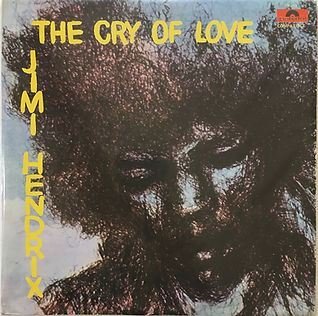 jimi hendrix vinyl collector/the cry of love venezuela