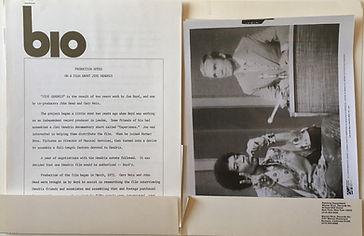jimi hendrix memorabilia/bio: jimi hendrix recording from the film 1973 usa reprise records