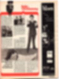 jimi hendrx magazine /bravo 26/6/67