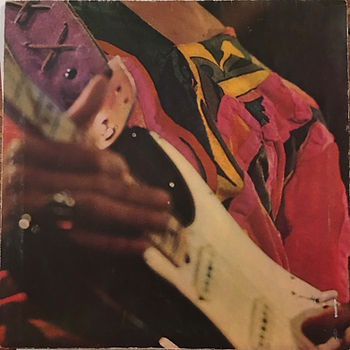 jimi hendrix rotily vinyls collector/ band of gypsys 1970  2nd edition england