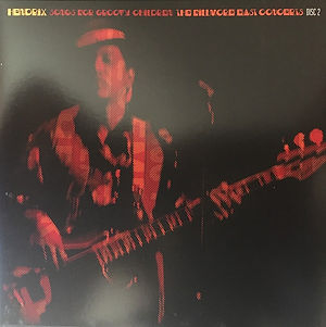 jimi hendrix family edition /band of gypsys lp : 50th anniversary  / disc 2