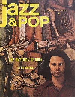jimi hendrix magazines 1970 / jazz & pop  september 1970