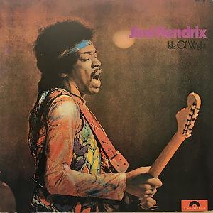 jimi hendrix vinyl lps album/isle of wight argentina 1972