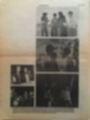 jimi hendrix newspapers 1970 /rock : jan.19, 1970