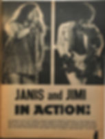 datebook january 1969/janis and jimi in action!