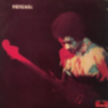jimi hendrix rotily vinyls collector/band of gypsys greece 1970