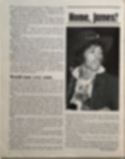jimi hendrix magazine 1968/beat instrumental december 1968/home james ?