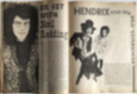 noel redding/black music review 1969