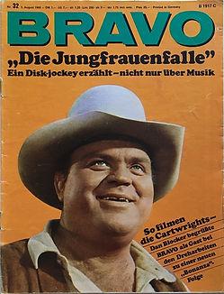 jimi hendrix magazines bravo august 5 1968
