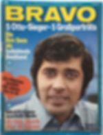 jimi hendix magazine 1969/bravo april 14 1969