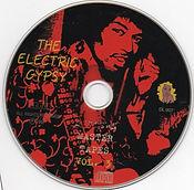 jimi hendrix box cd/vol3 mixdown master tapes 1997