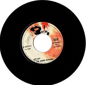 jimi hendrix vinyl single/foxy lady