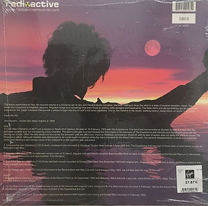 jimi hendrix bootlegs vinyls 1969/ studio out-takes  volume 2  1969