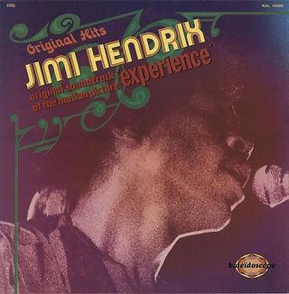 jimi hendrix vinyls album / original hits experience