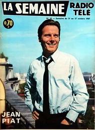 jimi hendrix magazines 1970 / la semaine radio télé october 21,1967