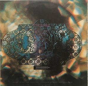 jimi hendrix vinyls album/rainbow bridge 1971 australia
