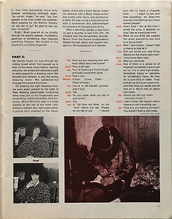 jimi hendrix magazine/discoscene & wapescene april 1968
