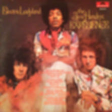 jimi hendrix rotily vinyls collector/electric ladyland