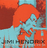 jimi hendrix box cd bootleg/ disc 5 astro man : stockholm january 9 1969