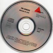 jimi hendrix bootlegs cd / message of love  1990