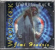 jimi hendrix bootleg cd album / looking back