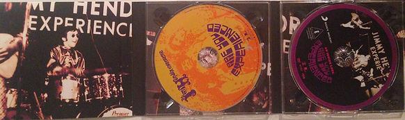 hendrix rotily cd/are you experienced