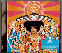hendrix rotily cd collector/axis bold as love