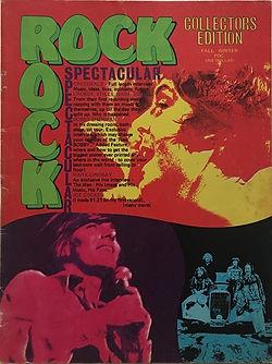 jimi hendrix magazines 1969/rock spectacular 1969/fall-winter
