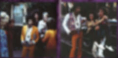 jimi hendrix cd bootlegs 1969/earthquake at l.a
