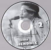 jimi hendrix cd bootlegs 69/ disc 2 devonshire down 69