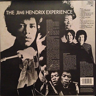 are you experienced/ box /jimi hendrix collector rotily patrick vinyl