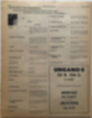 jimi hendrix newspaper1969/rock august 30 1969 :top 25 album / smash hits N°18