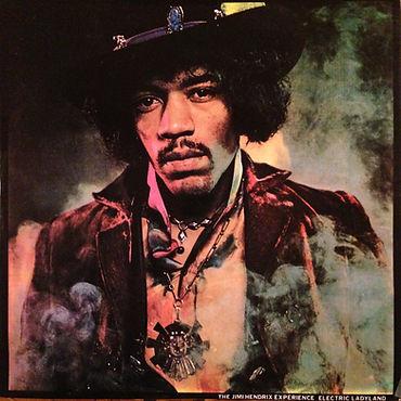 jimi hendrix rotily vinyls /electric ladyland  1968/NZ
