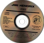 jimi hendrix rotily cds collector