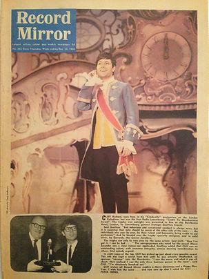 jimi hendrix newspaper/hey joe review 1966