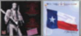 jimi hendrix bootlegs cds 1970 / way down in texas land 2cd