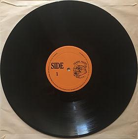 jimi hendrix bootlegs vinyls 1970 / tmoq 1840 :   rainbow bridge  / side 1