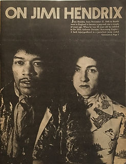 on jimi hendrix/black music 1969