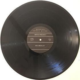 jimi hendrix bootlegs vinyls 1970 / bits & pieces 2 :  last american concert