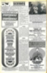 jimi hendrix newspaper1968/the village voice november 21 1968