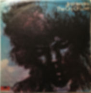 jimi hendrix vinyl lp album/cry of love israel 1971