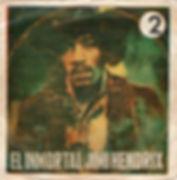 hendrix rotily vinyl/hey joe/purple haze. bolivia