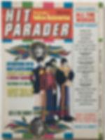jimi hendrix magazine 1969/hit parader