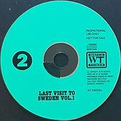 jimi hendrix bootlegs cd / jimi's last visit to sweden vol.1 disc 2