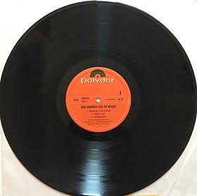 jimi hendrix album lps/vinyl/side 1 : isle of wight norway 1971