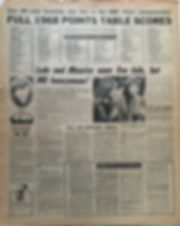 jimi hendrix newspaper 1969/new musical express january 4 1969