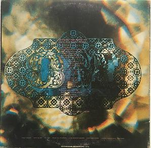 jim hendrix vinyls album/rainbow bridge 1971 italy